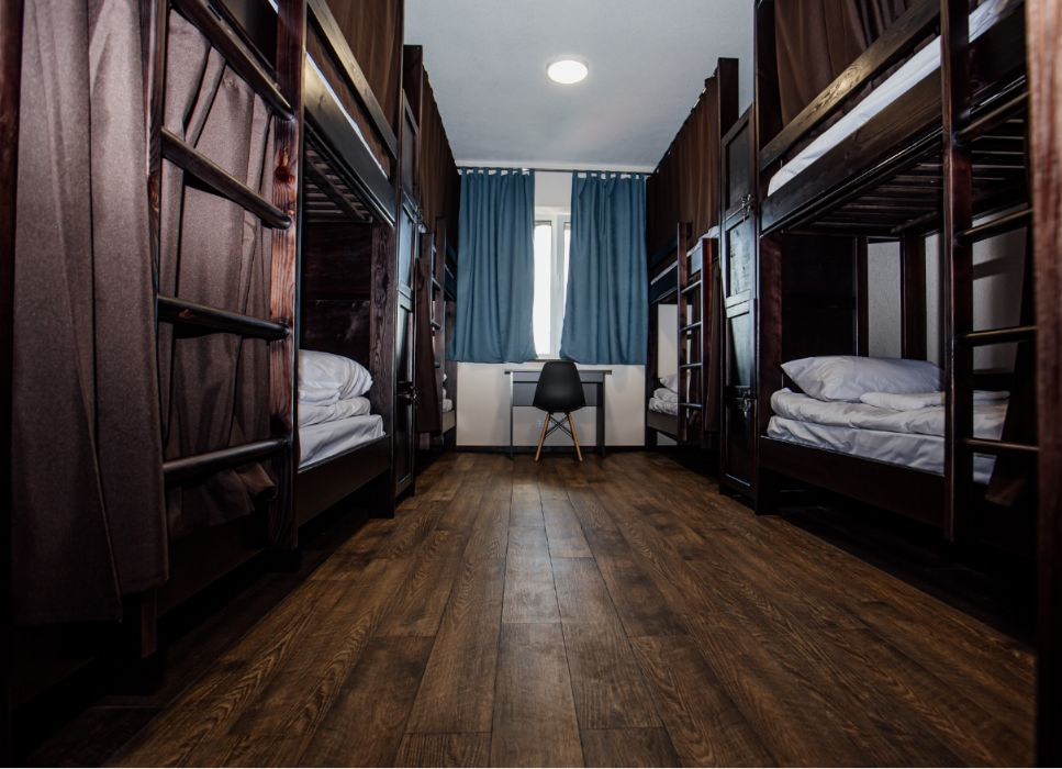 Эксклюзив! Европейский Хостел по цене Общежития! Киев Академгородок!-1