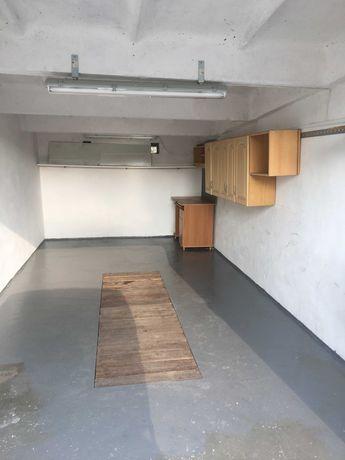 Garaż murowany 18m2