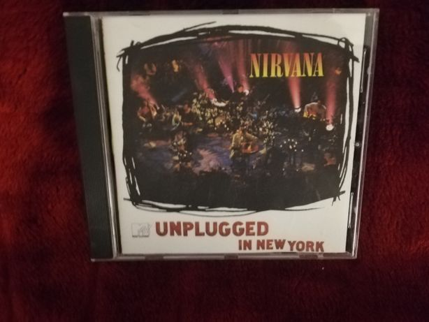 CD Nirvana Unplugged in New York