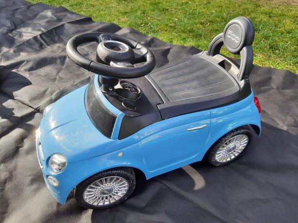 Jeździk  FIAT 500