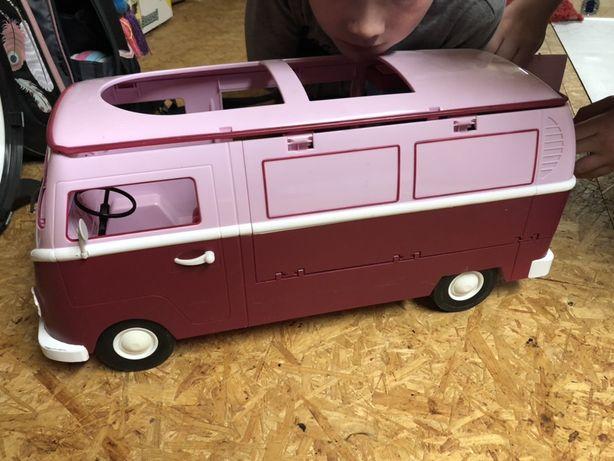 Bus Autobus Barbie Stefie