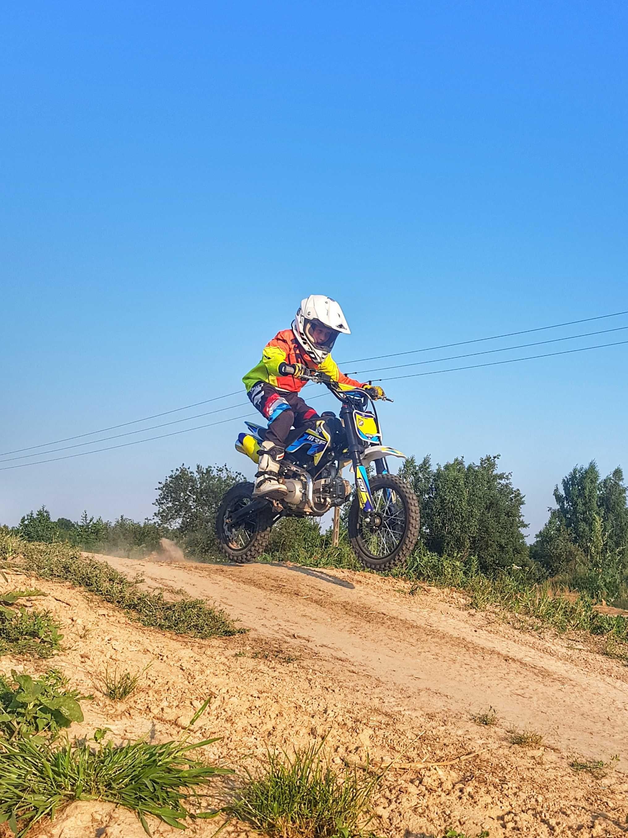Wynajem - Jazda Pitbike MRF 120 - Inne motocykle - Lublin