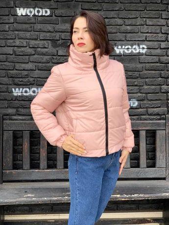 Весеняя куртка женская новая 42 44 46 48 S M l XL