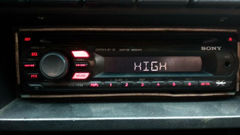 Автомагнитола Sony cdx-gt20 Каменское - изображение 1