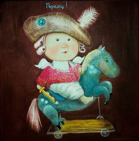 Картины Гапчинской на заказ
