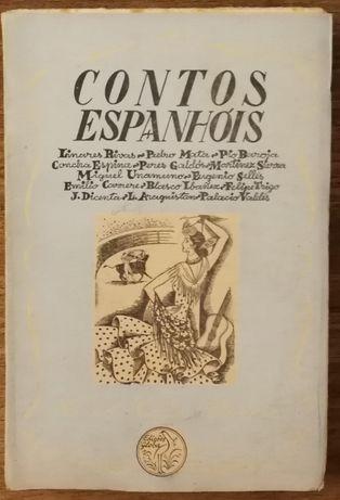 contos espanhóis, antologia, edições gleba