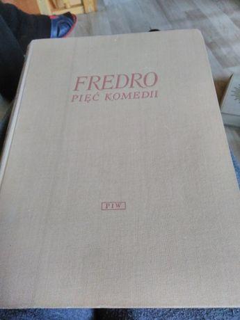 Fredro pięć komedii