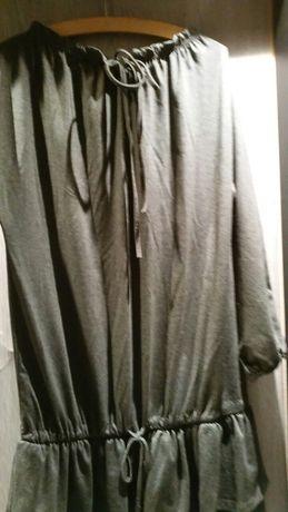 Tunika sukienka dresowa