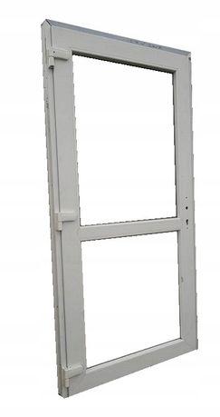 Drzwi Zewnętrzne PCV Sklepowe KACPRZAK 90x200