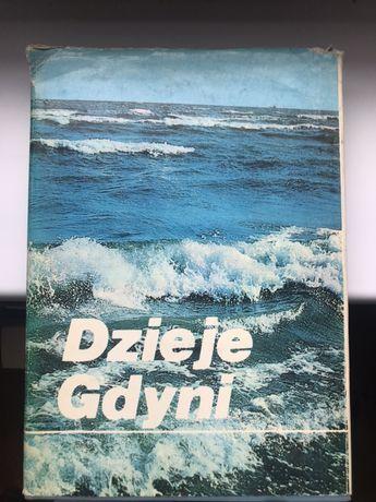 Dzieje Gdyni pod red. Romana Wapińskiego