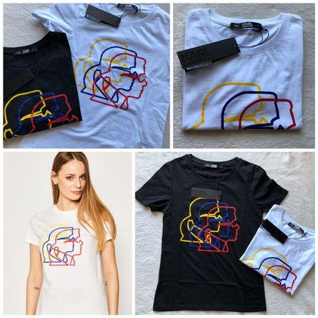 NOWOŚĆ - Koszulka damska Karl Lagerfeld XS-XL