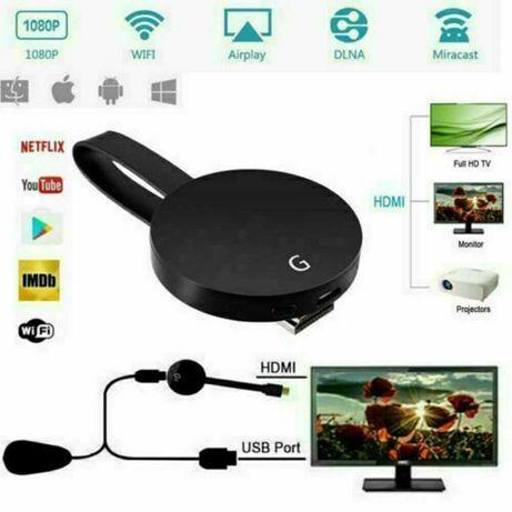 google cromcast para TV, Ultra HD 4K