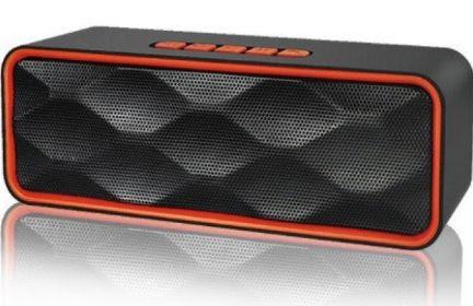 Bluetooth-колонка c функцией speakerphone и радио