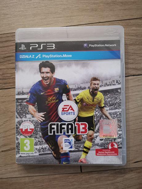 PS3 gra FIFA 13 PlayStation