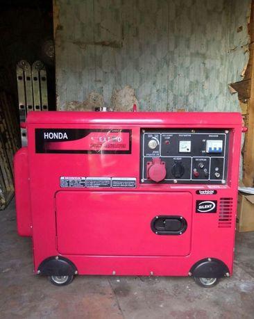 Дизельный генератор 12 кВт