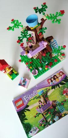 Lego Friends, domek na drzewie Olivii