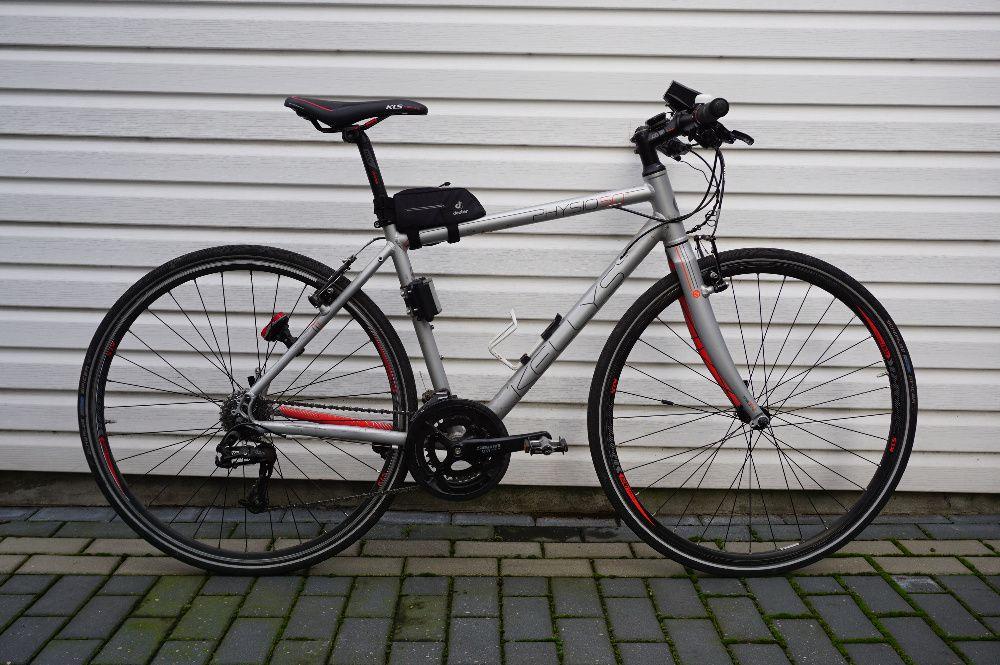 Rower fitness miejski, szosowy, Kellys Physio 50 2016 Błonie - image 1