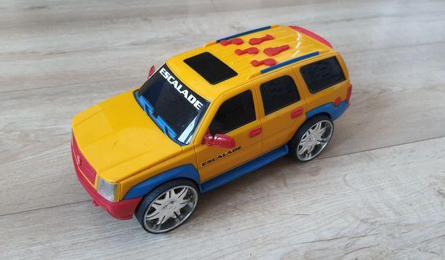Auto z efektami dźwiękowymi długość 25cm