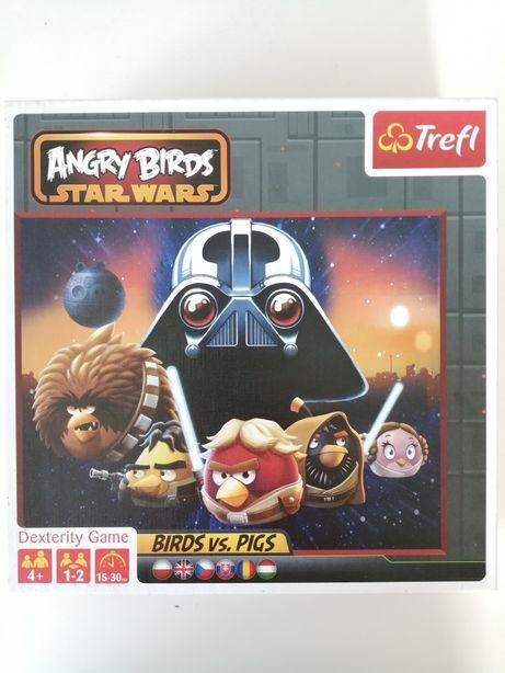Gra Angry Birds wyrzutnie
