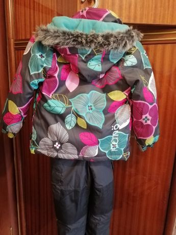 Зимний костюм Нано, 5-7 лет