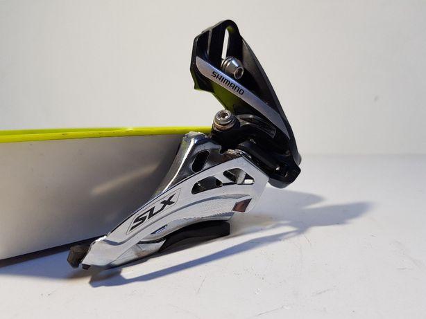 Przerzutka przód Shimano SLX M677 direct mount ciąg przedni 2x10
