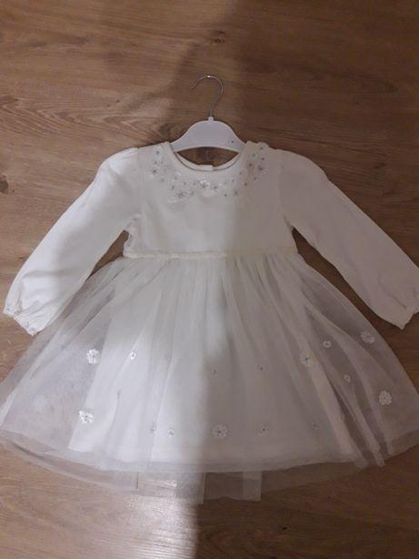 Нарядное платье. Next !! 1_2 года! 450 руб