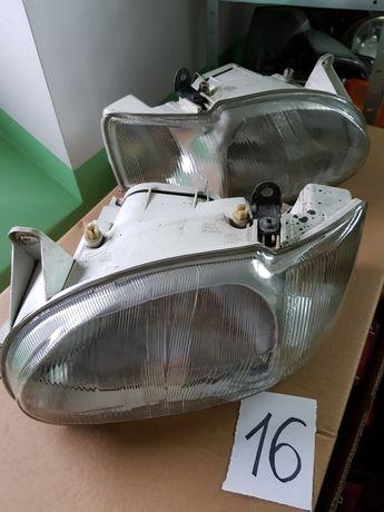 Lampa reflektor przednia Ford Escort prawa lewa