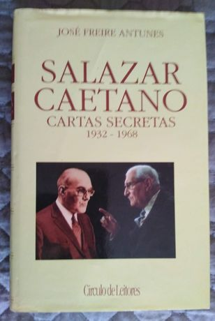 Salazar Caetano Cartas Secretas