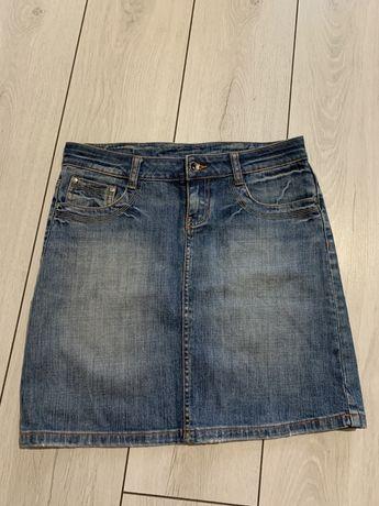 Джинсовая юбка размер 29