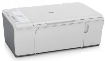 HP Deskjet F4210 All-in-one