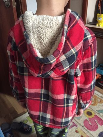 Дитяча тепла кофточка