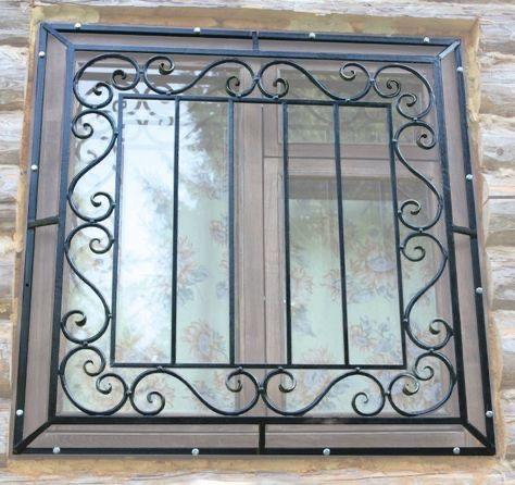 Решетки на окна, балконы, перила
