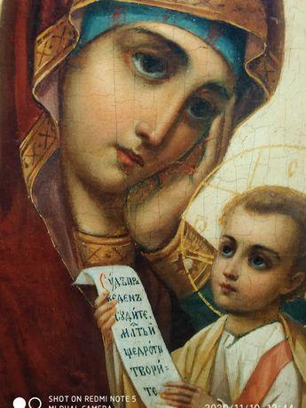 Икона,Утоли моя печали, Репродукция:старинный оригинал.Подарки,картина