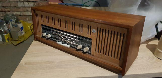 Radio tranzystorowe drewniane