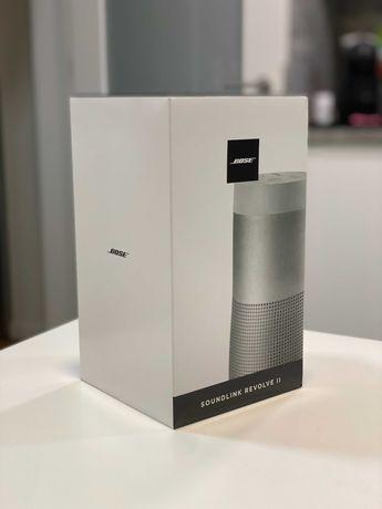 Coluna Bluetooth Bose SoundLink Revolve II - Prateado (Novo)