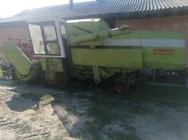 Claas Corsar od gospodarza 30 lat w gospodarstwie bardzo oszczędny