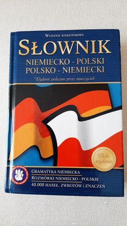 Słownik niemiecko-polski greg 3w1