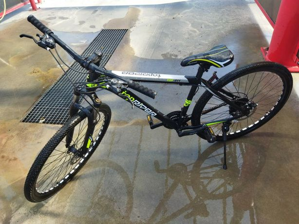 Велосипед, передній амортизатор, дискові гальма