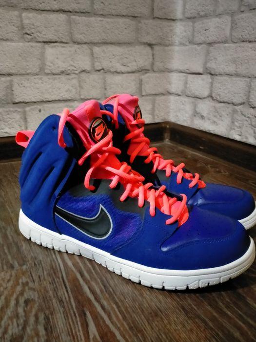 Баскетбольные кроссовки Nike Dunk Free размер 44 us 10.5 nba fashion Одеса - зображення 1