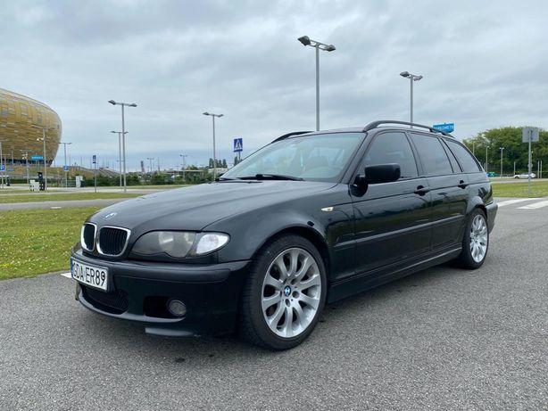 BMW E46 Mpakiet