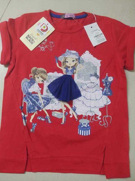 T shirt de menina