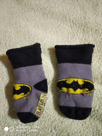Różne skarpetki dziecięce Batman antypoślizgowe Zamiana lub sprzedaż