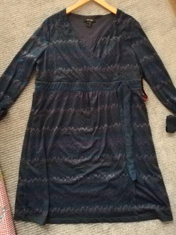 Sukienka tunika 44/46 TCM Tchibo gratis bluzka