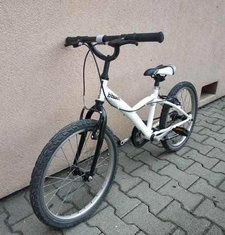 """Rower 20"""" Decathlon b-twin ( dziecięcy bmx)"""