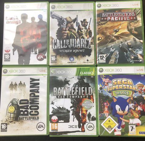 Komplet gier na Xbox 360