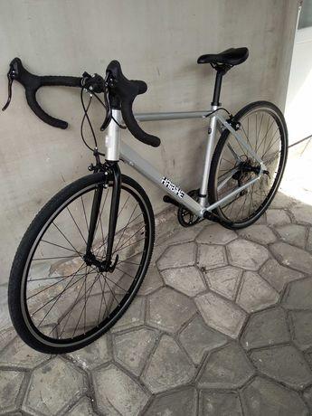 Велосипед гравел туринг шоссе Haibaike
