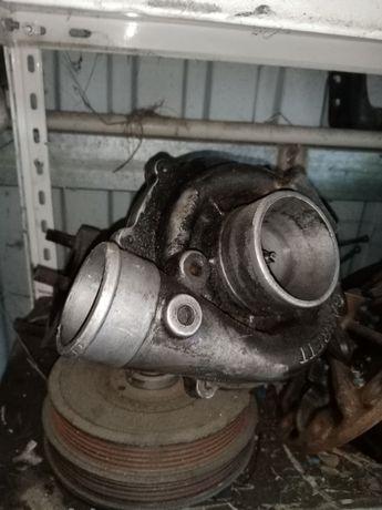 Turbo land rover td5