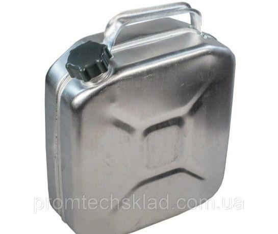 Алюминиевая канистра ссср