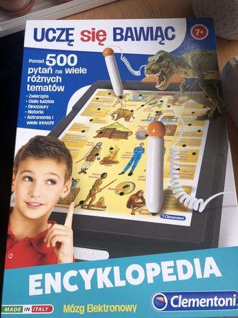 Encyklopedia Mózg Elektronowy Clementoni