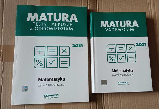Matematyka. Matura. Vademecum. Rozszerzenie. Operon + Testy gratis!